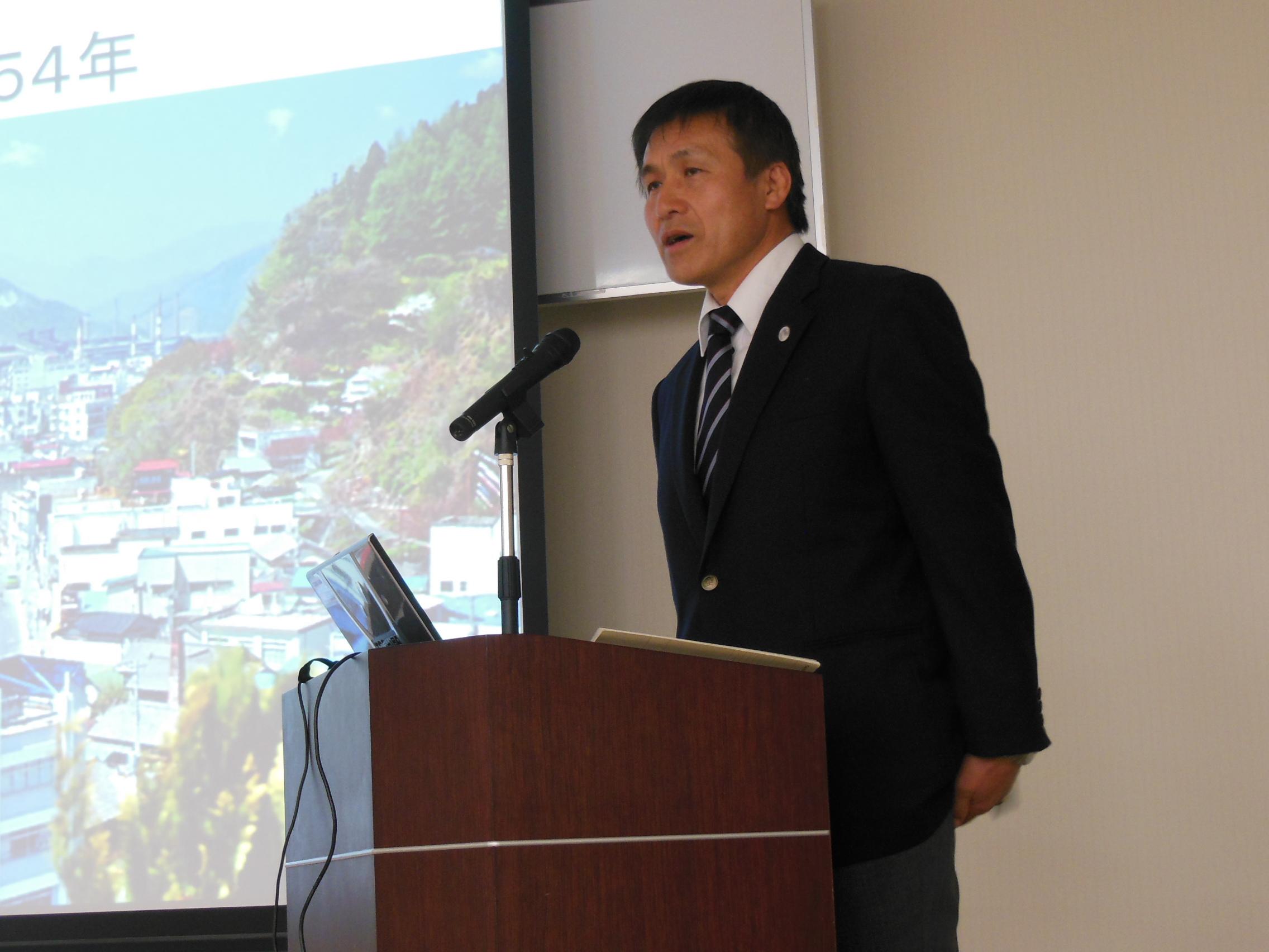 愛知県東海市にて「2019RWC釜石誘致 タウンミーティング in 東海」開催