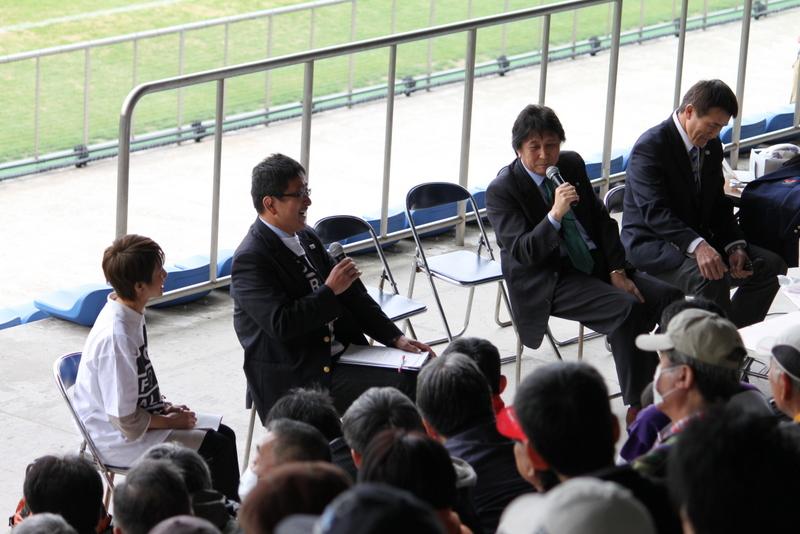 オール早慶明三大学ラグビー 東日本大震災復興支援チャリティーマッチ