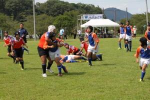秋田 55 - 10 山形
