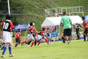 山形 35 - 0 福島
