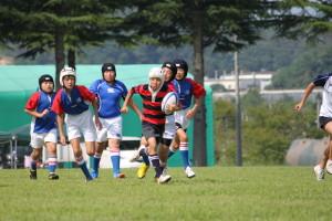 福島 35 - 15 青森
